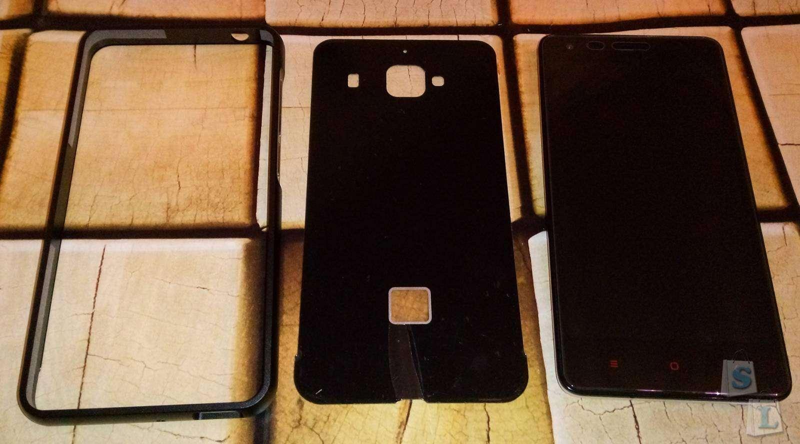 GearBest: Полная защита смартфона - Защитное стекло и чехол для  Xiaomi Redmi 2 Pro