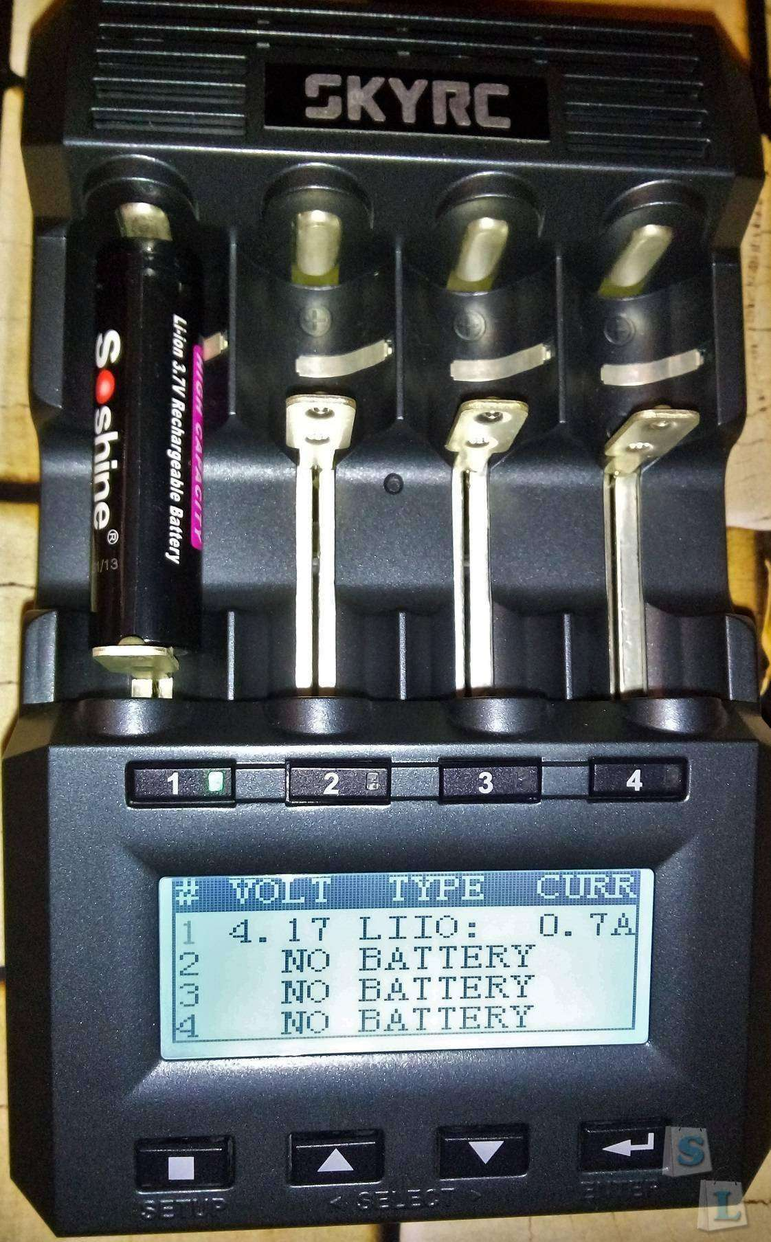 GearBest: SKYRC MC3000 обзор универсальной но недешевой зарядки