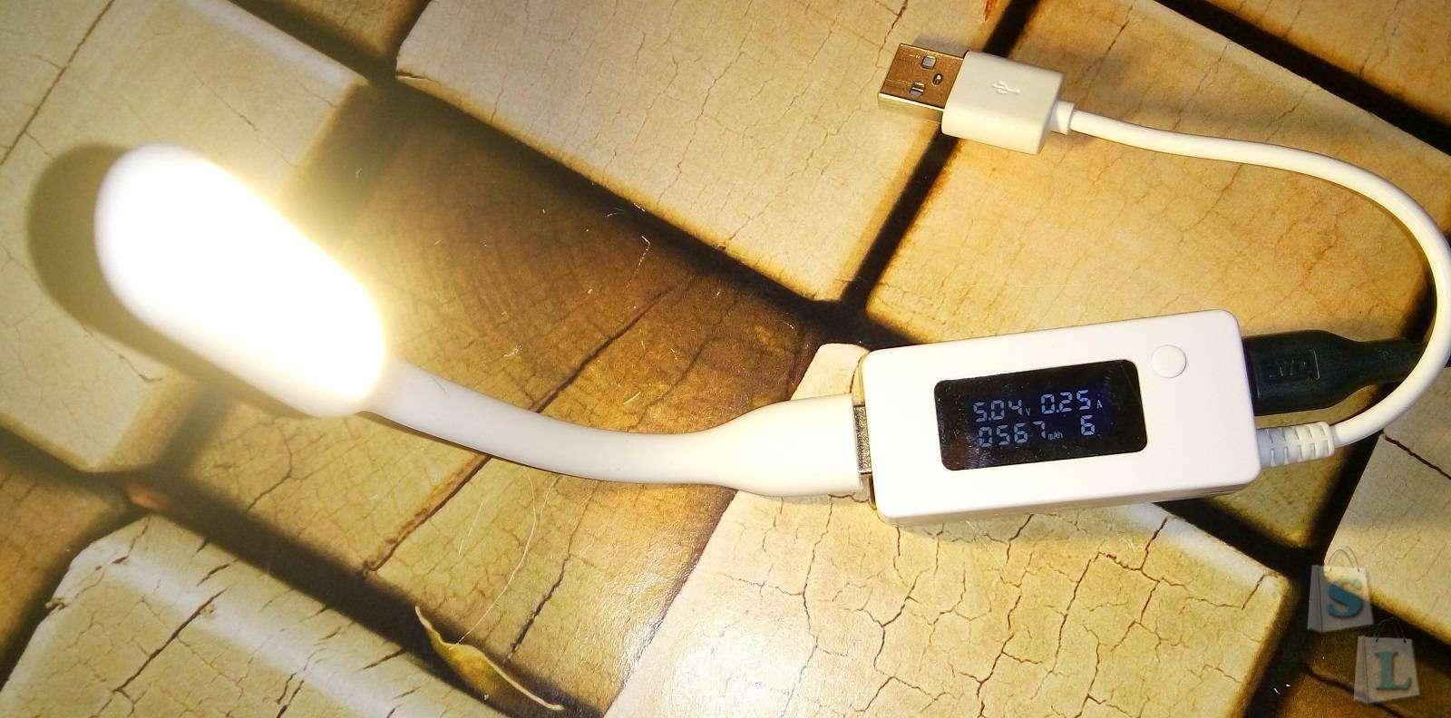 GearBest: Светодиодная лампочка Xiaomi Utility LED Light Portable USB