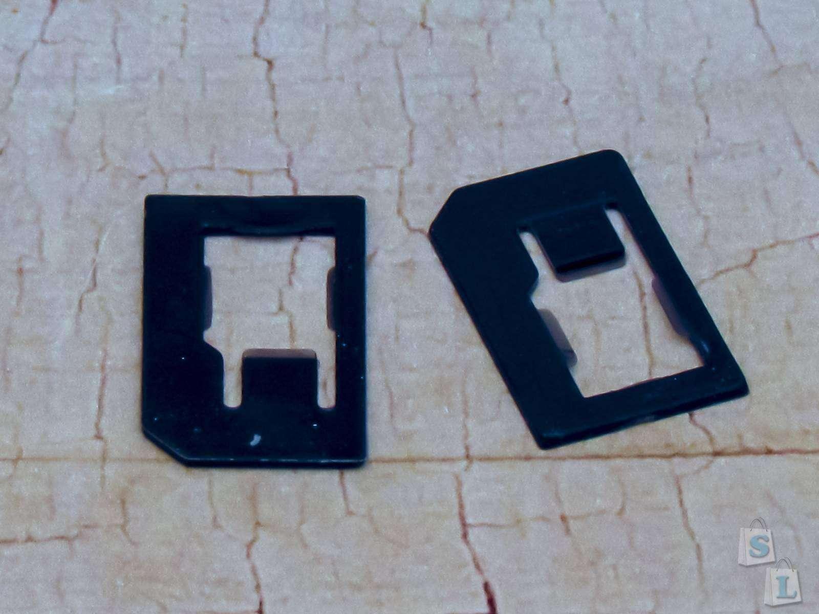 GearBest: Обрезатель для Sim карт в Nano Sim