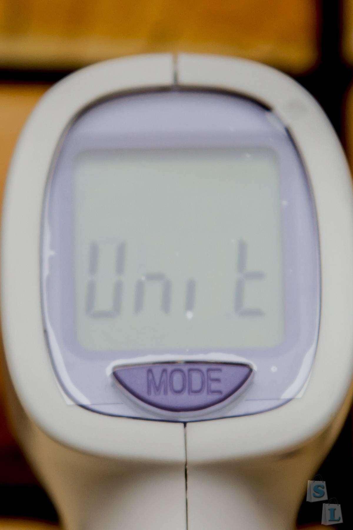 GearBest: Бесконтактный градусник TAISHENG HTD8808