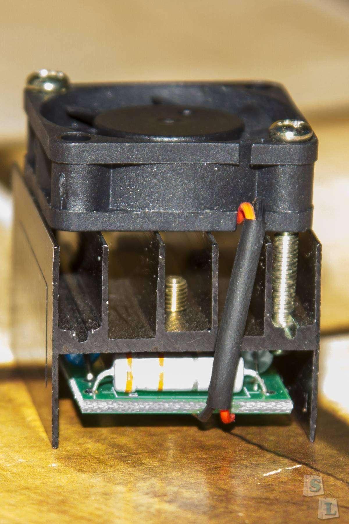 Banggood: Электронная USB нагрузка JUWEI с регулируемым током потребления