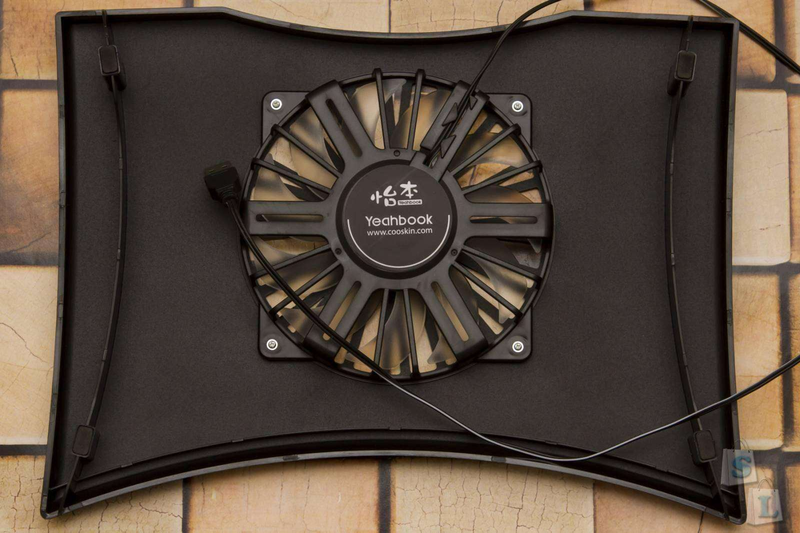 GearBest: Охлаждающая подставка COOSKIN Yeahbook YCP - 013