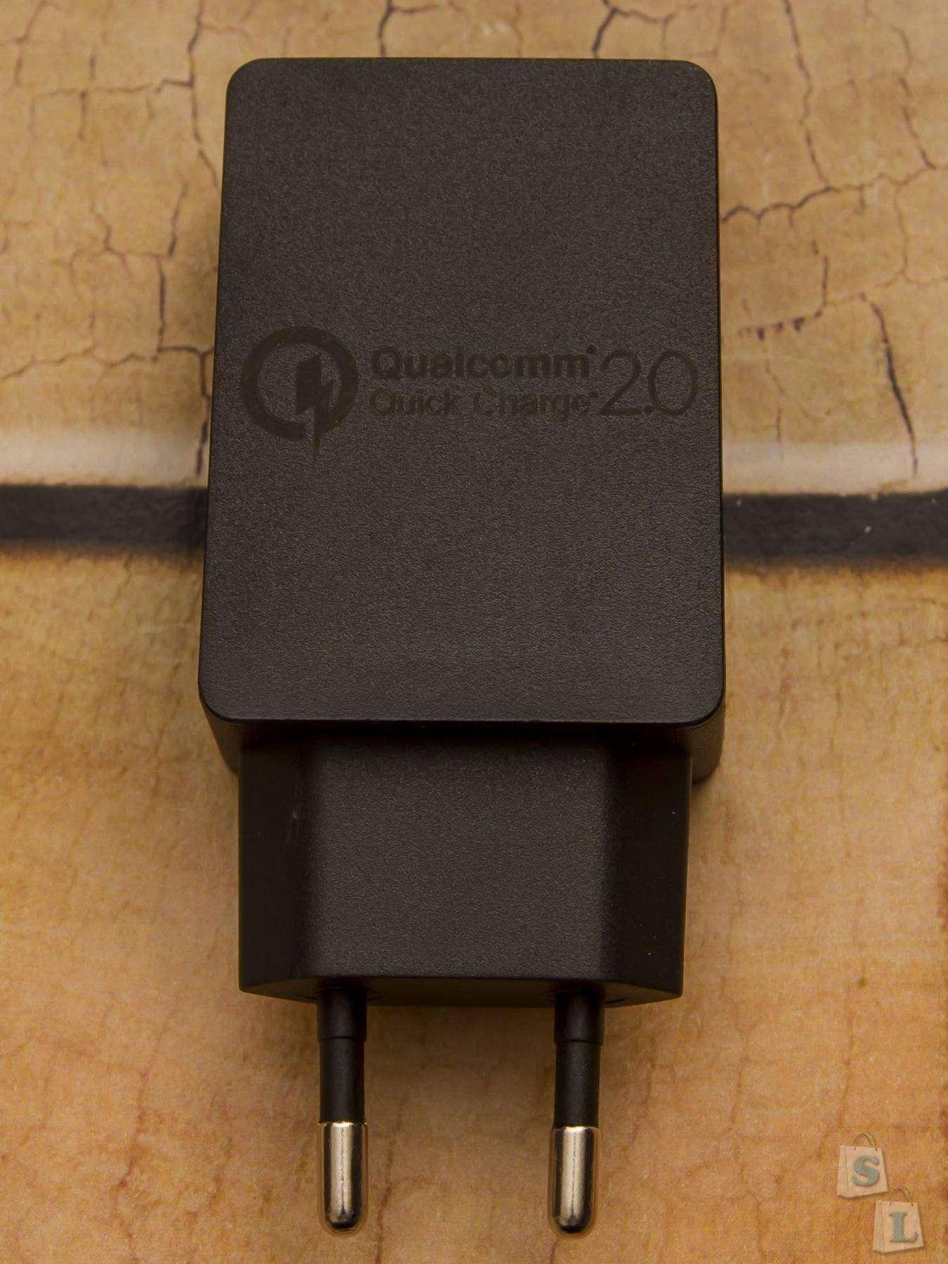 GearBest: Зарядка с поддержкой Quick Charge 2.0 - Itian