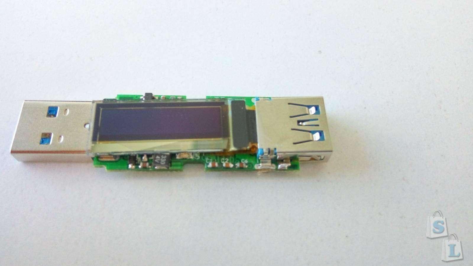 Aliexpress: Правильный USB Doctor с измерением энергии, и поддержкой Quick Charge