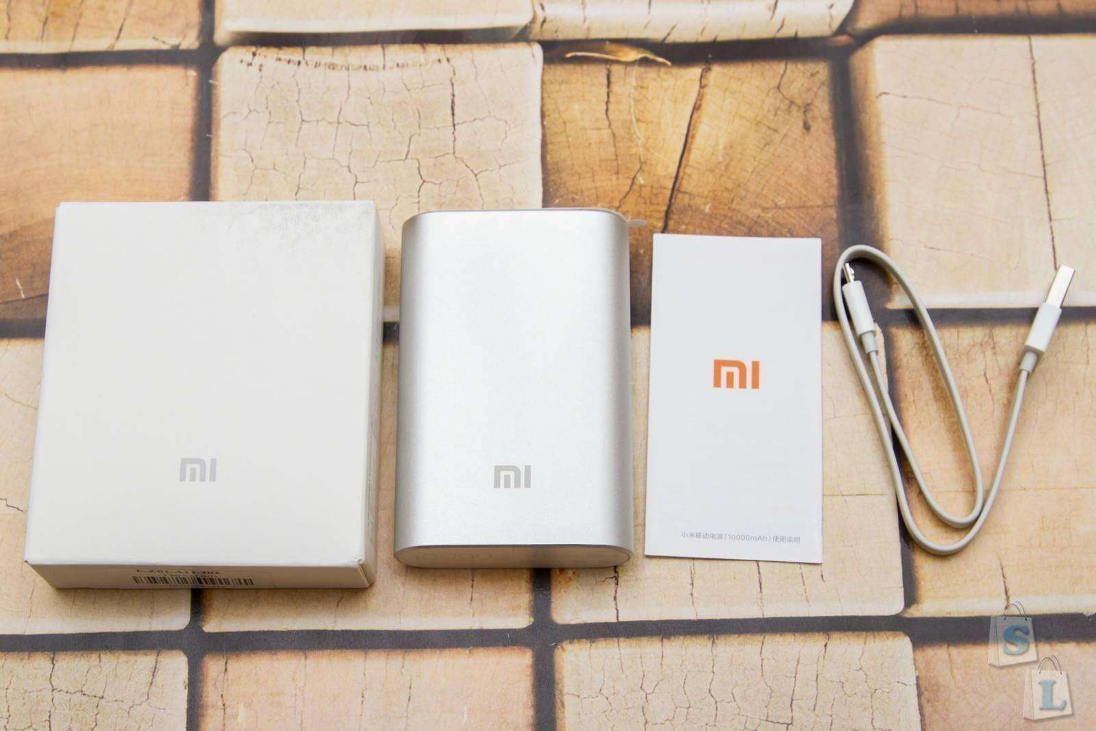 GearBest: Еще раз о PowerBank Xiaomi 10000