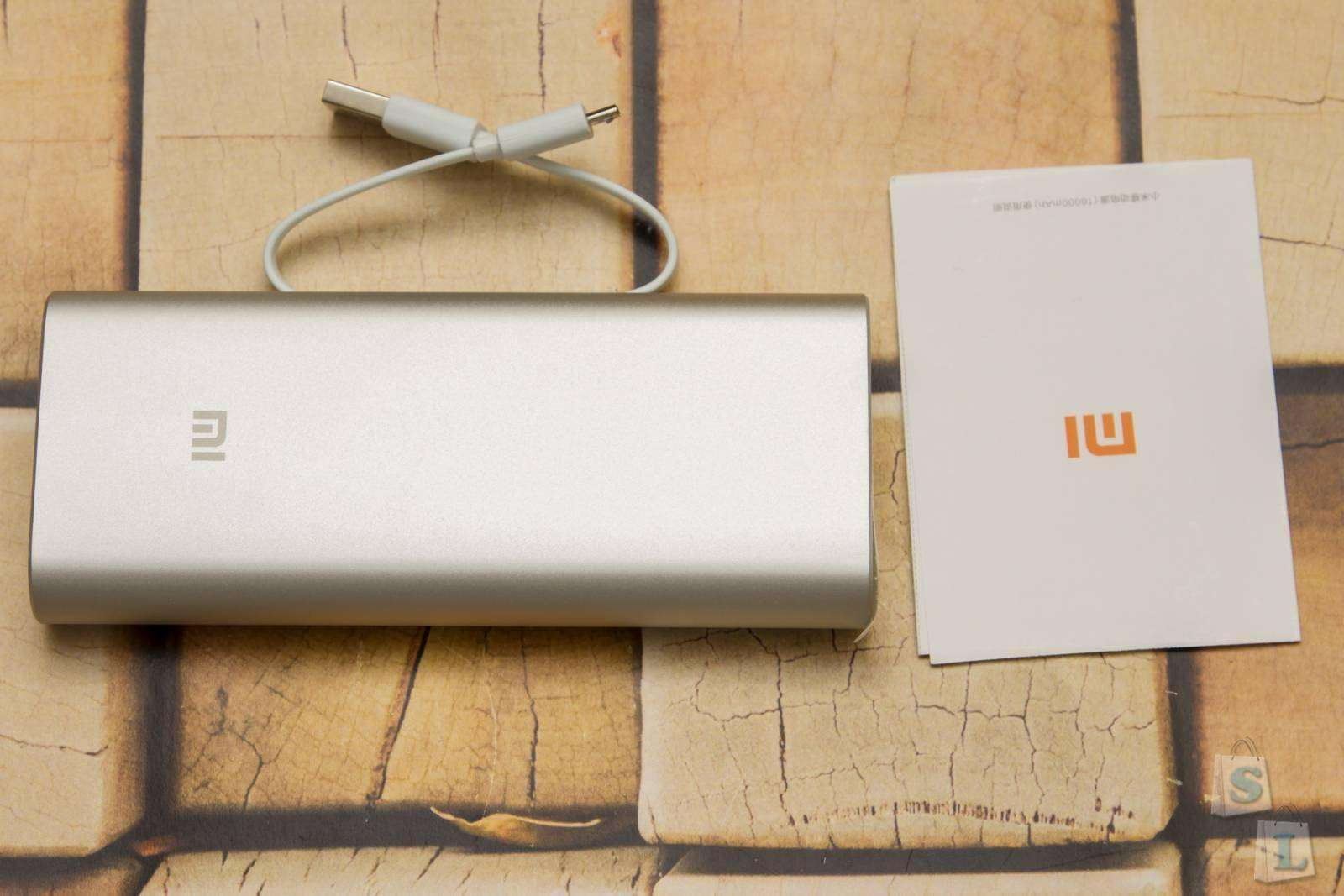 GearBest: Обзор и тестирование павербанка Xiaomi 16000mAh