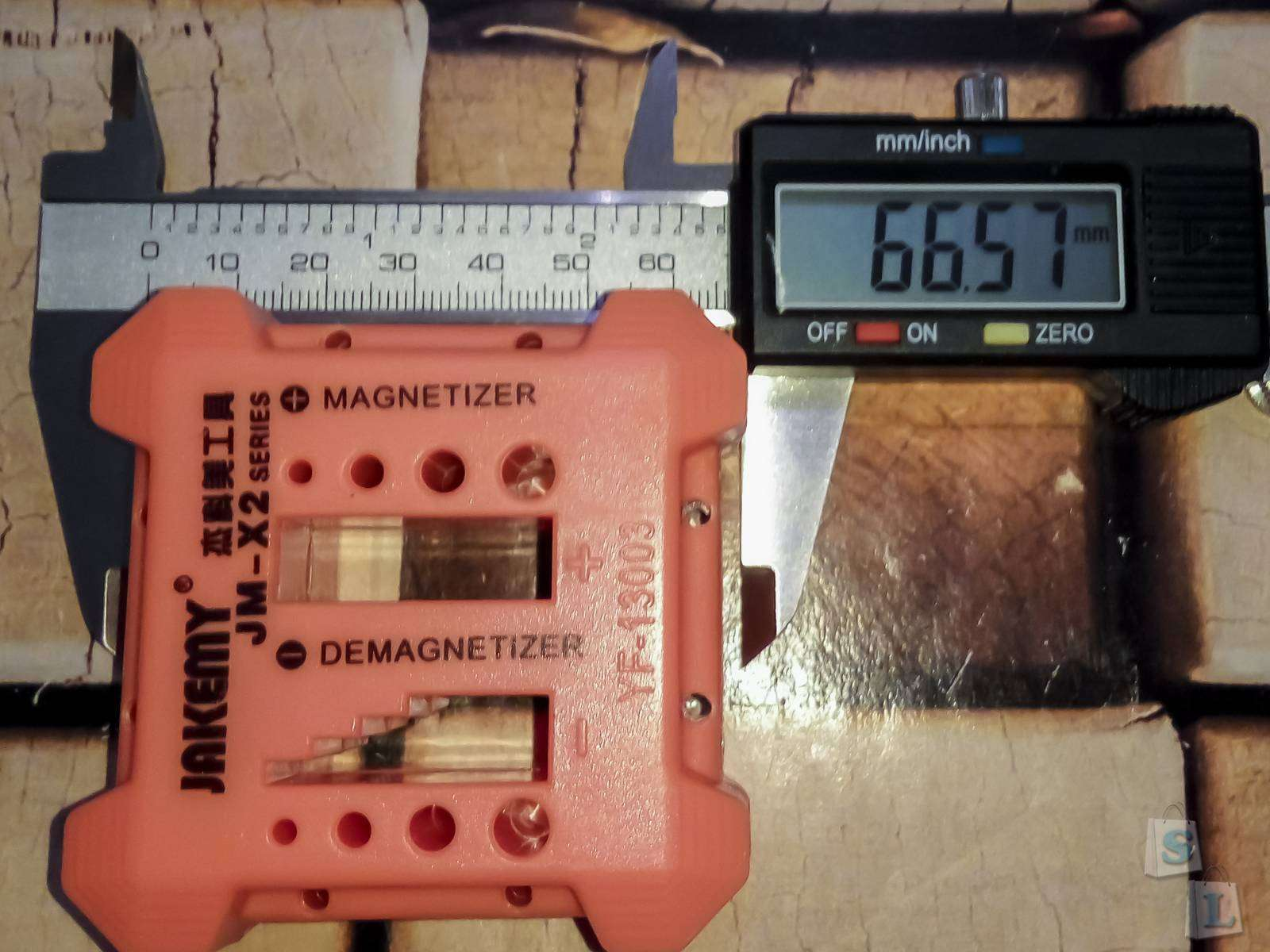 GearBest: Магнетизатор - демагнетизатор JAKEMY JM - X2