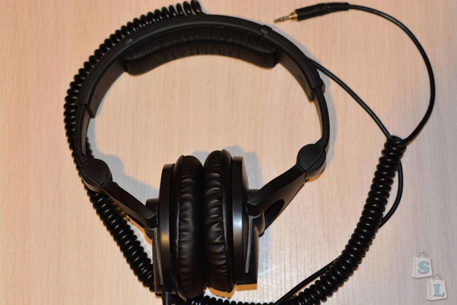 Aliexpress: Ремкоплект - амбушюры и наголовник для наушников Sennheiser HD 280 281 Pro