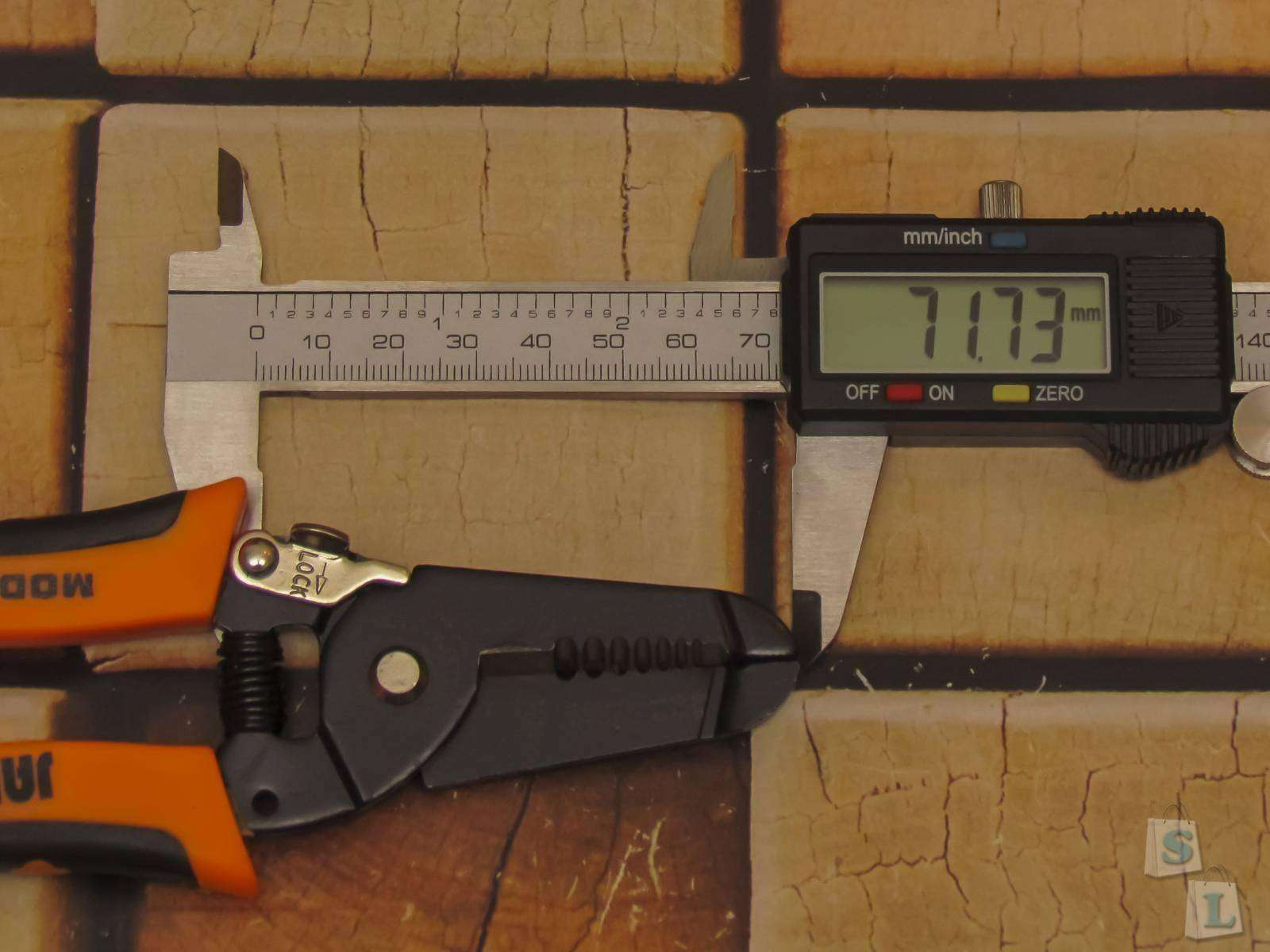 GearBest: Стриппер для снятия изоляции JAKEMY JM - CT4 - 12