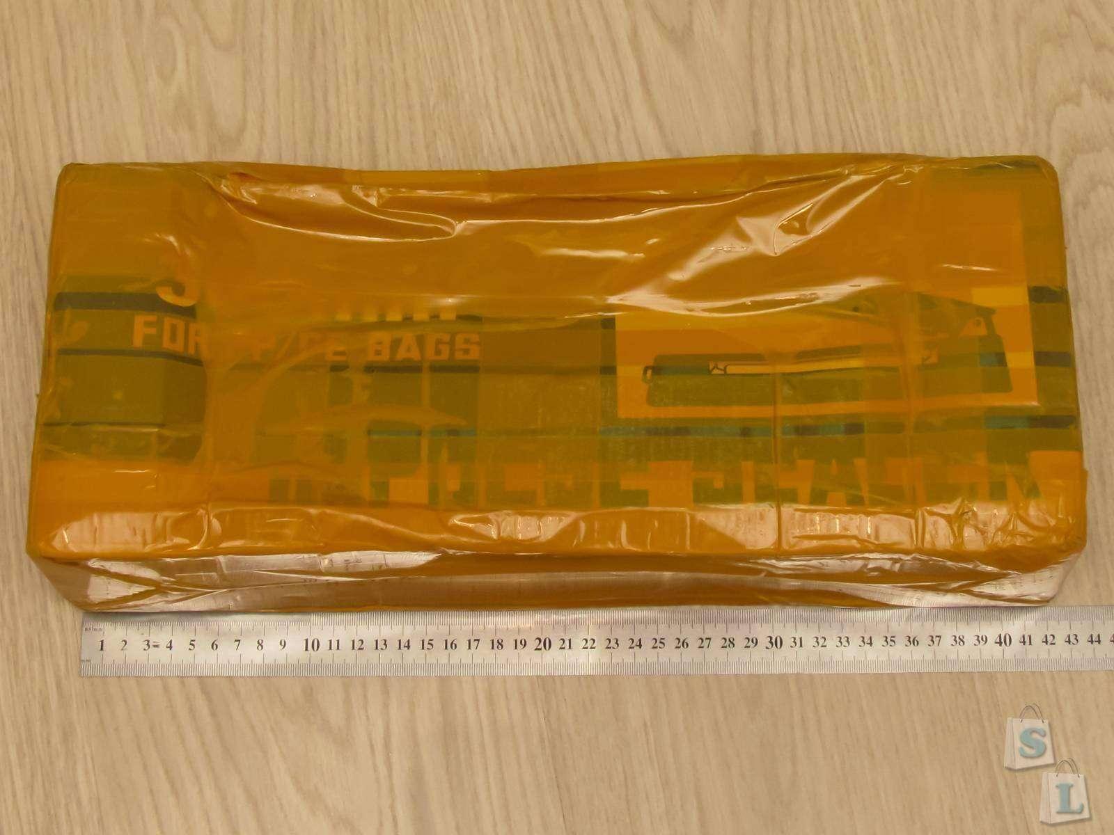 Aliexpress: Импульсный запаиватель пластика - 300 мм, 300 Вт, 220 В