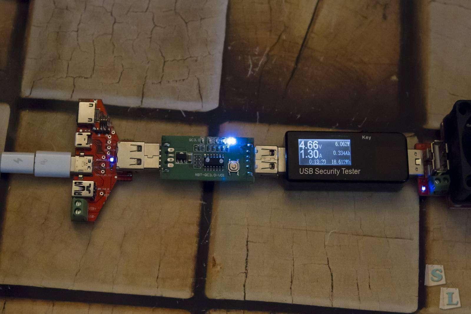 GearBest: Обзор и тестирование павербанка Xiaomi Mi Pro 10000mAh Type-C