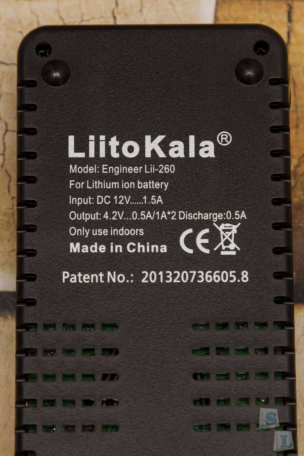 GearBest: Недорогие домашние зарядки, часть 1 - Liitokala Lii - 260