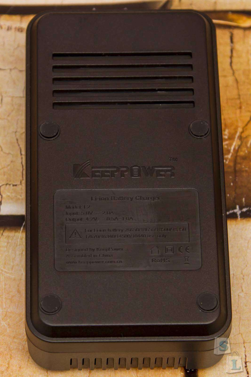 GearBest: Недорогие домашние зарядки, часть 2 - KeepPower L2