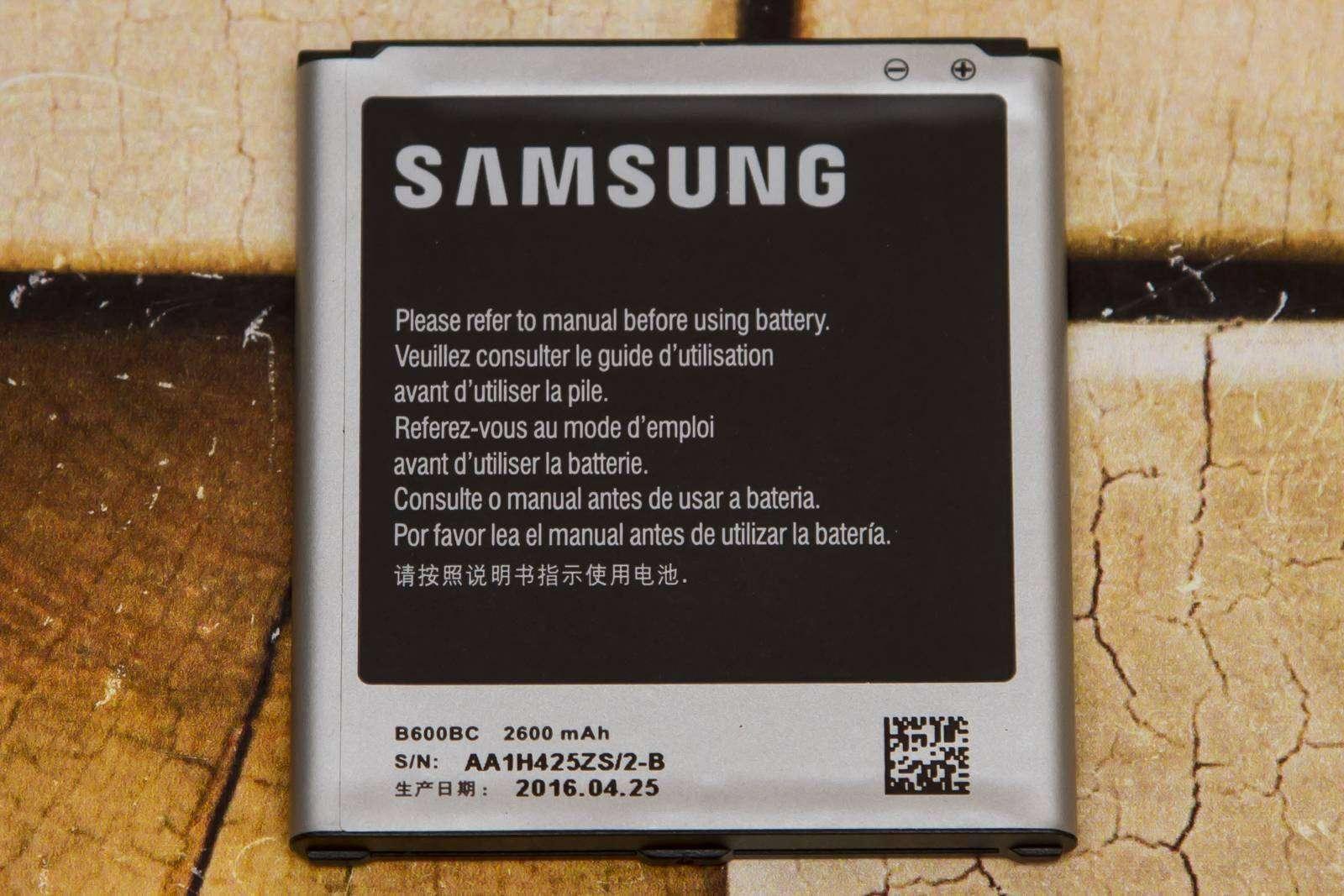 Aliexpress: Оригинальный сменный аккумулятор для Samsung Galaxy S4 i9500