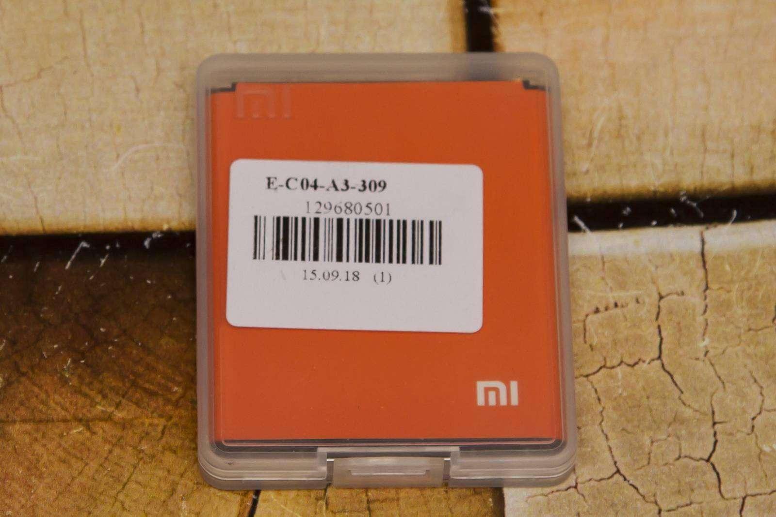 Aliexpress: Обзор и тестирование аккумулятора Xiaomi BM40 для Xiaomi Mi2A