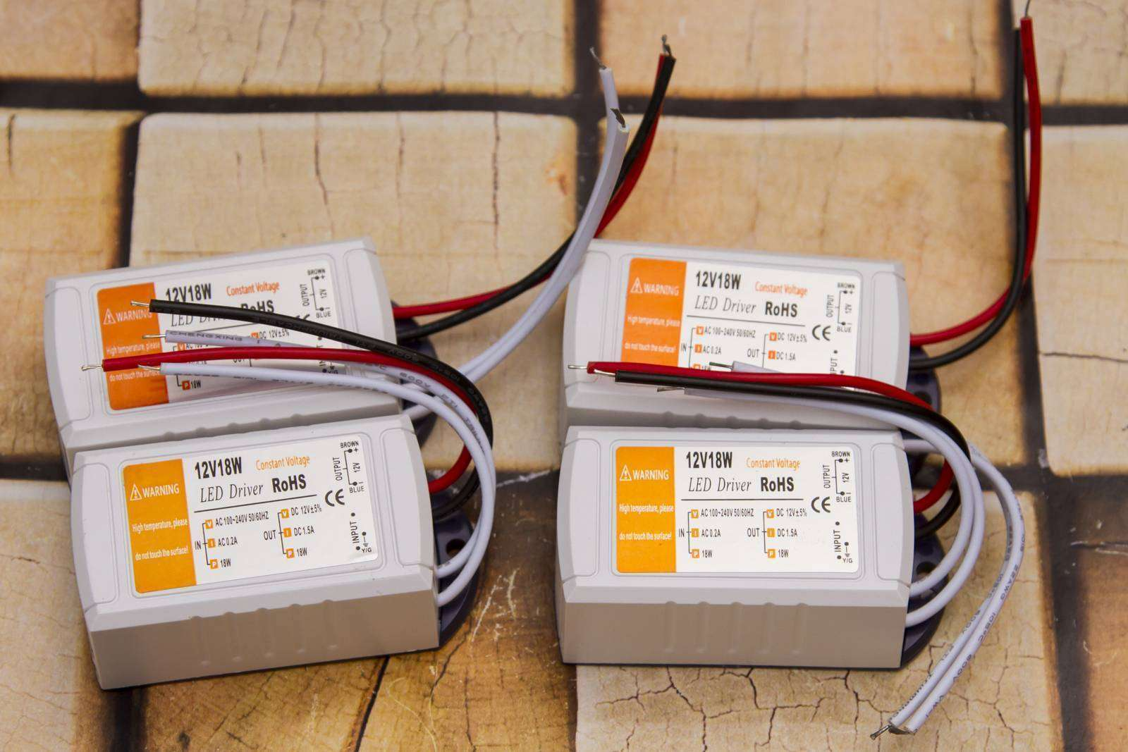 GearBest: Обзор и проверка реальной мощности блоков питания для LED лент