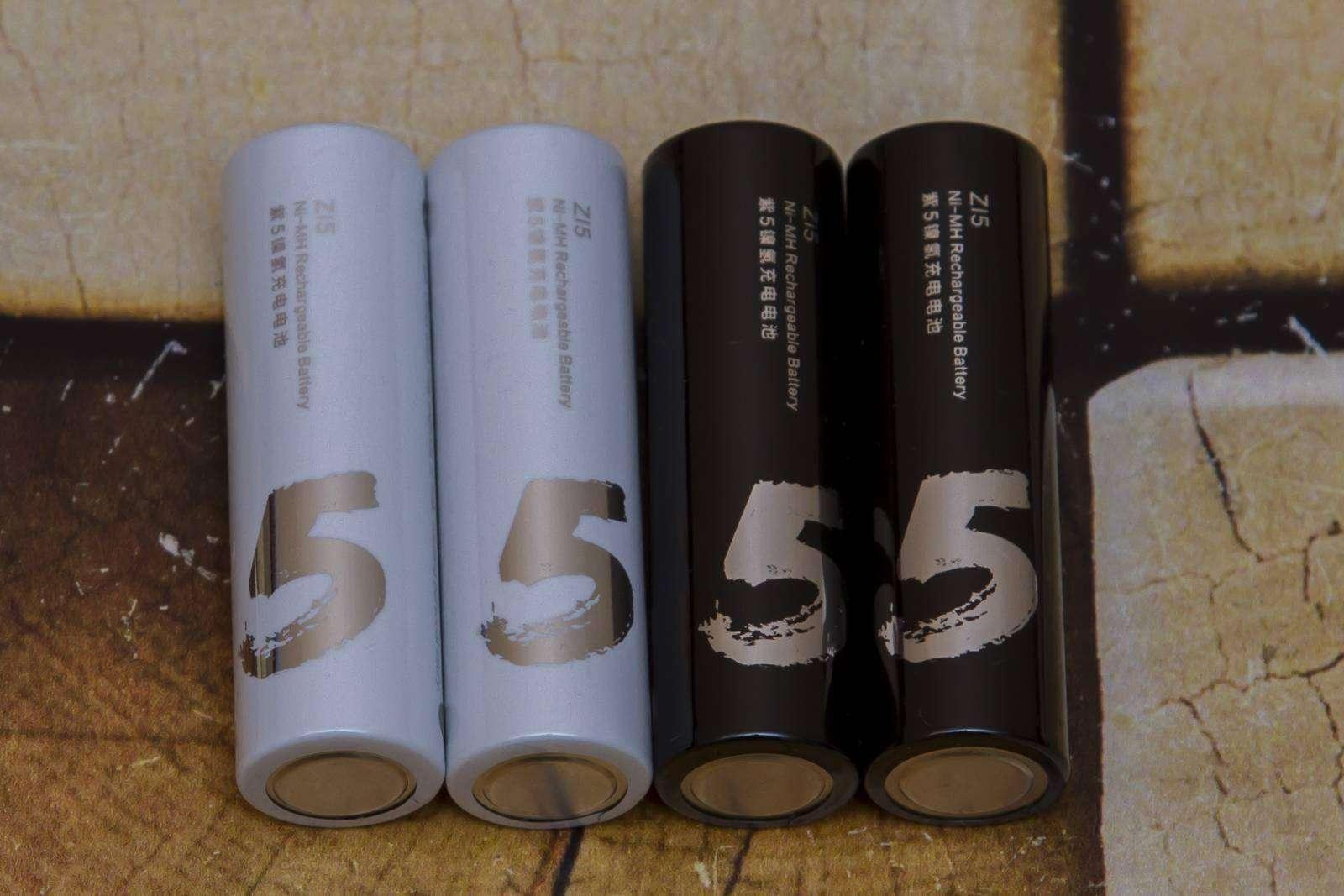 GearBest: Экспресс обзор и тестирование аккумуляторов Xiaomi ZI5 AA 1800 мАч