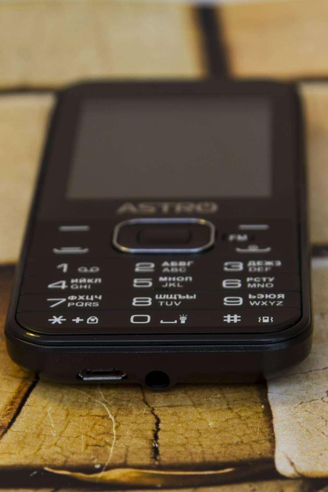 Розетка: Обзор двухсимочной звонилки Astro A240