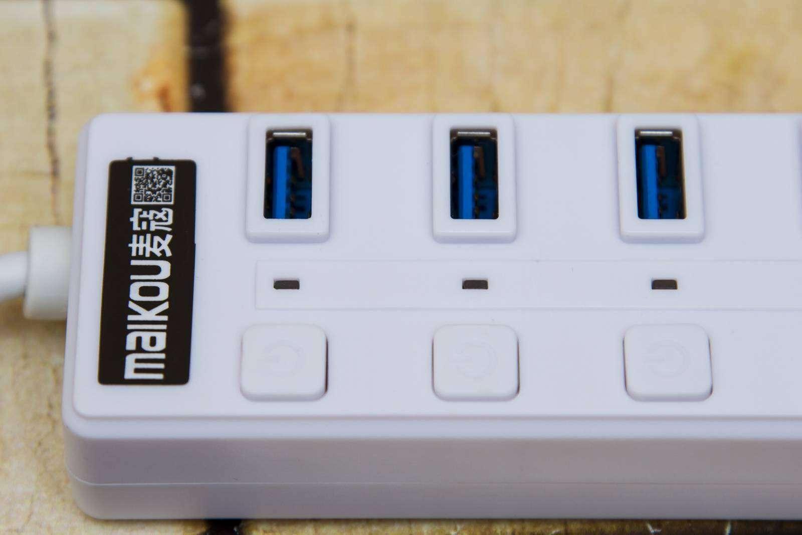 GearBest: Отличный USB 3.0 хаб Maikou