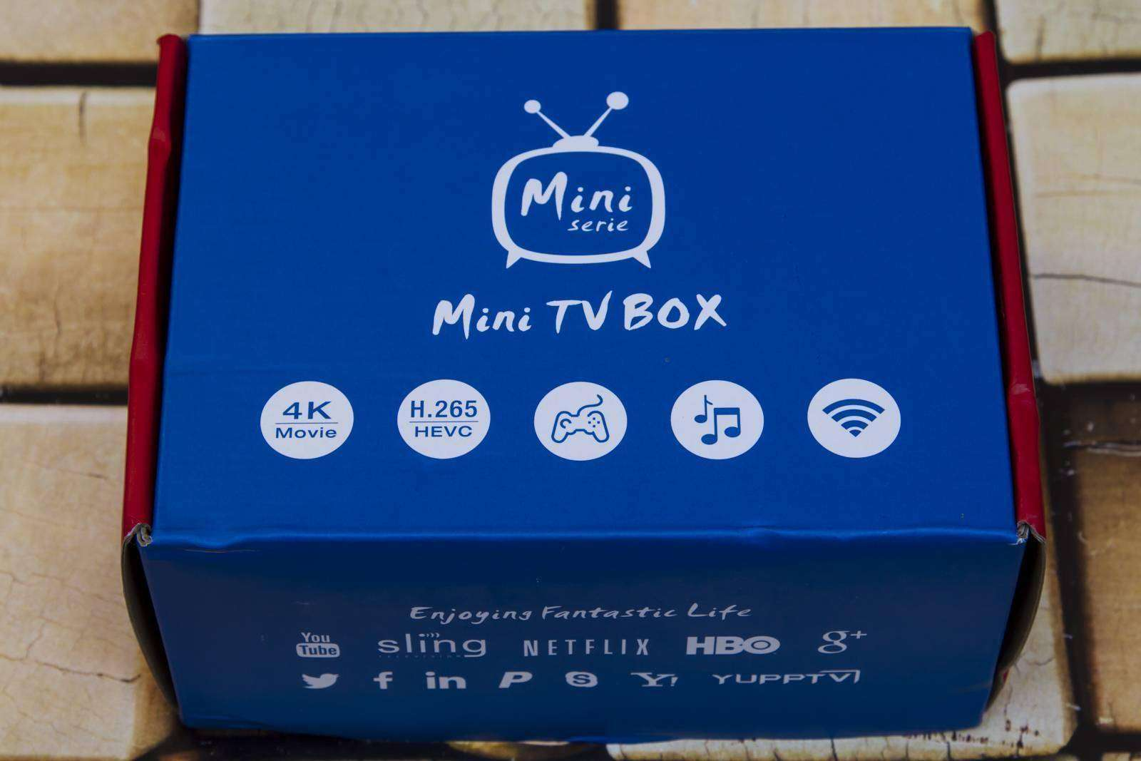 GearBest: Обзор TV Box Mini M8S II - на Amlogic S905X и  Android 6.0
