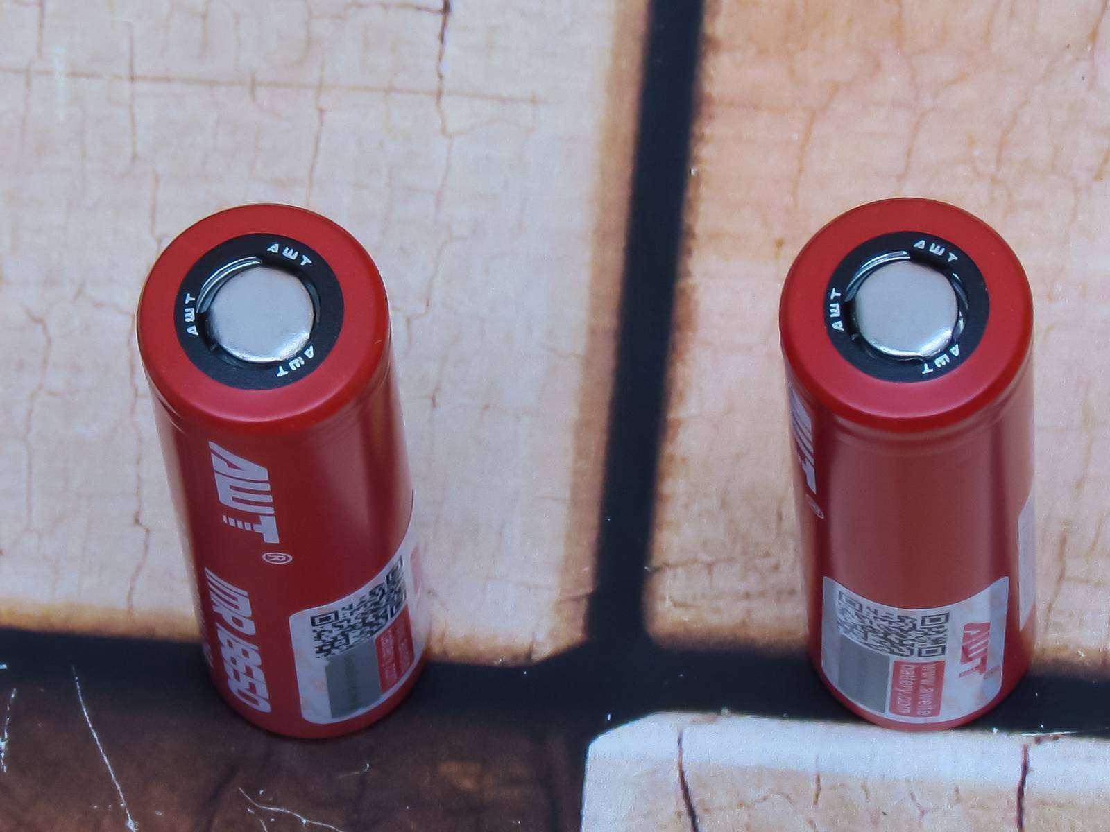 GearBest: Обзор и тестирование высокотоковых аккумуляторов AWT 3000mAh, 35A, красные