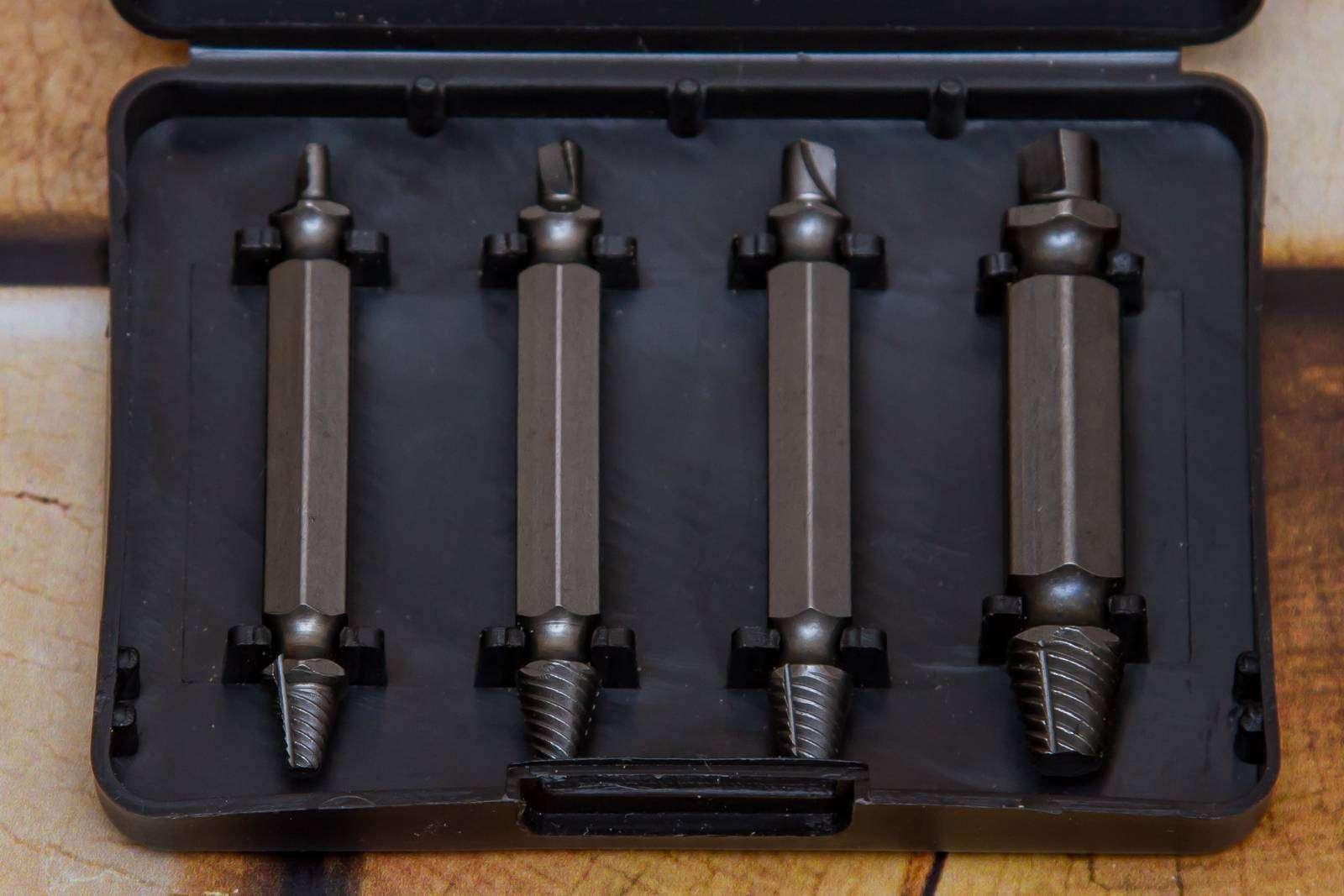 GearBest: Экстракторы для извлечения шурупов, винтов, болтов