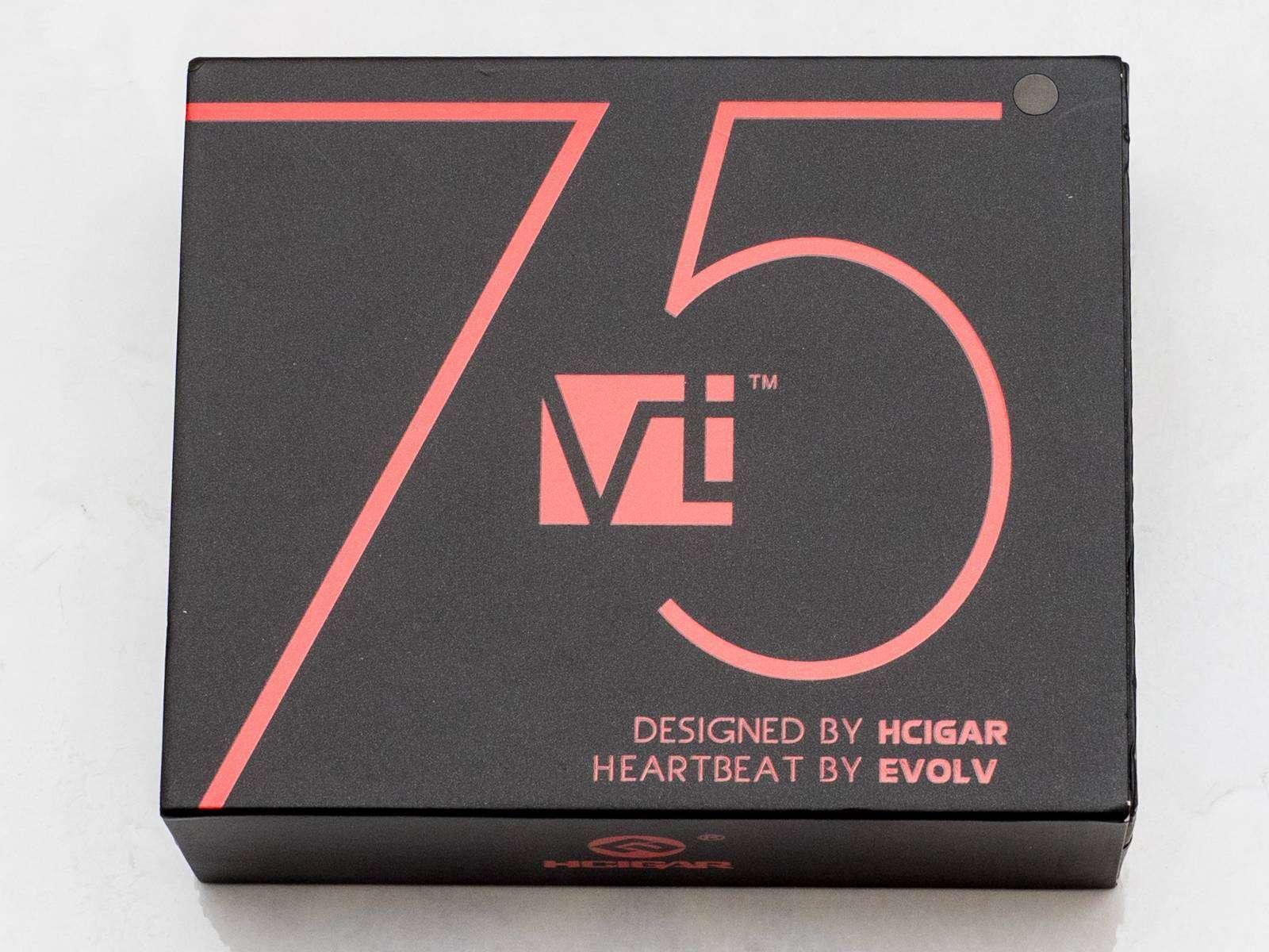 GearBest: Обзор боксмода HCigar VT75 не с точки зрения вайпера