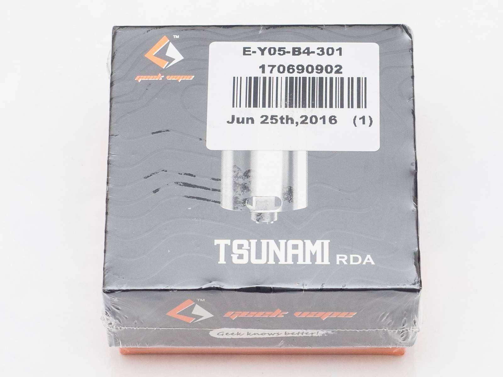 GearBest: Обзор дрипки Tsunami RDA
