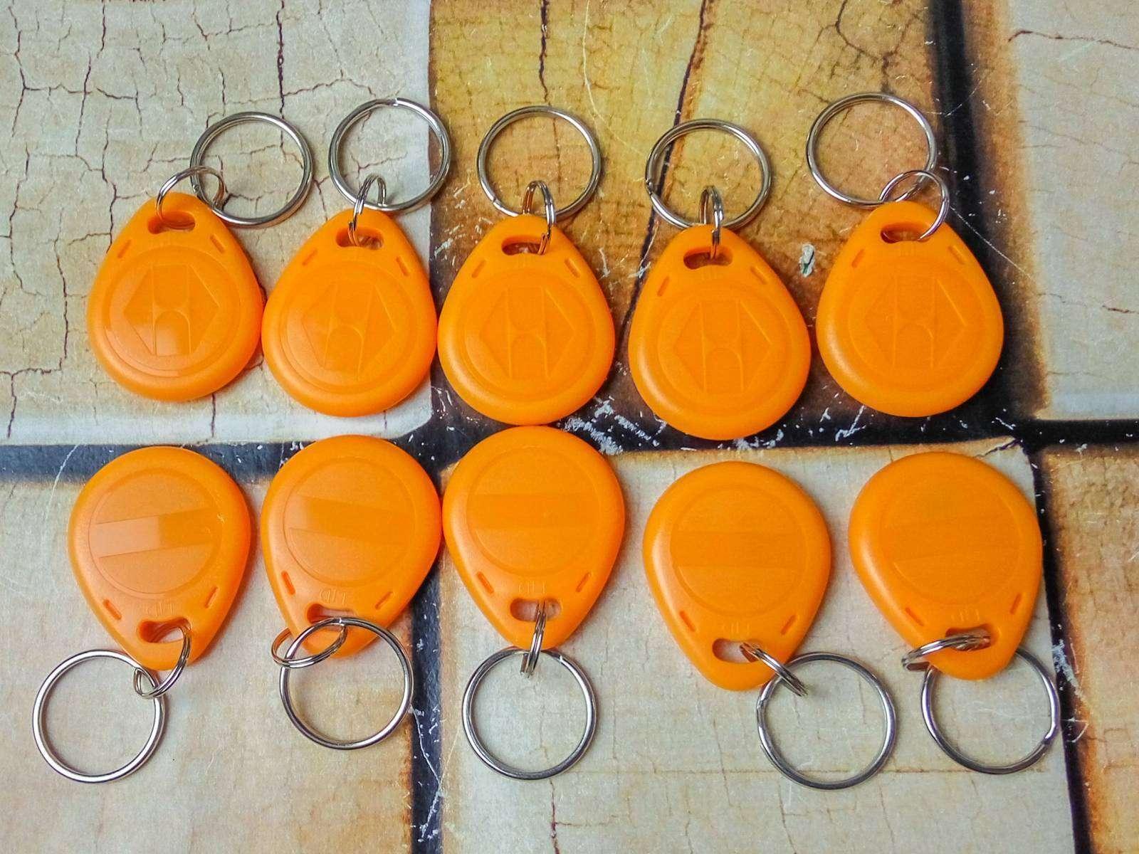 Banggood: 10 записываемых RFID 125KHz брелков