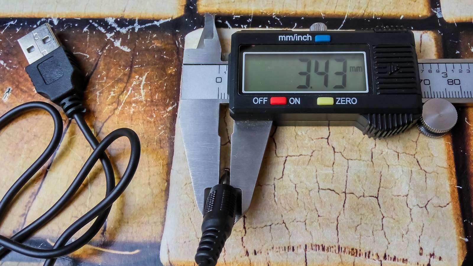 Banggood: USB кабель питания, заряда для фонариков, гаджетов и т.п.