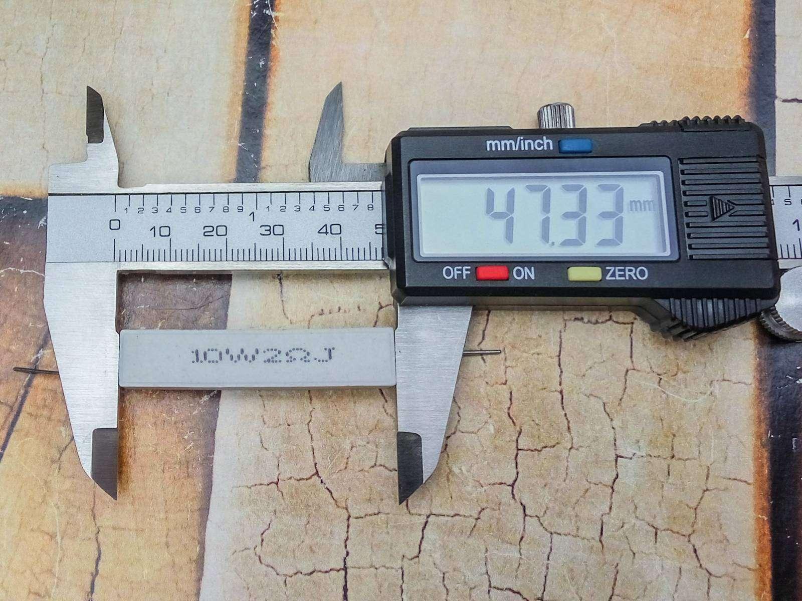 Aliexpress: Еще один набор керамических резисторов - 10 Ватт, 2 Ома