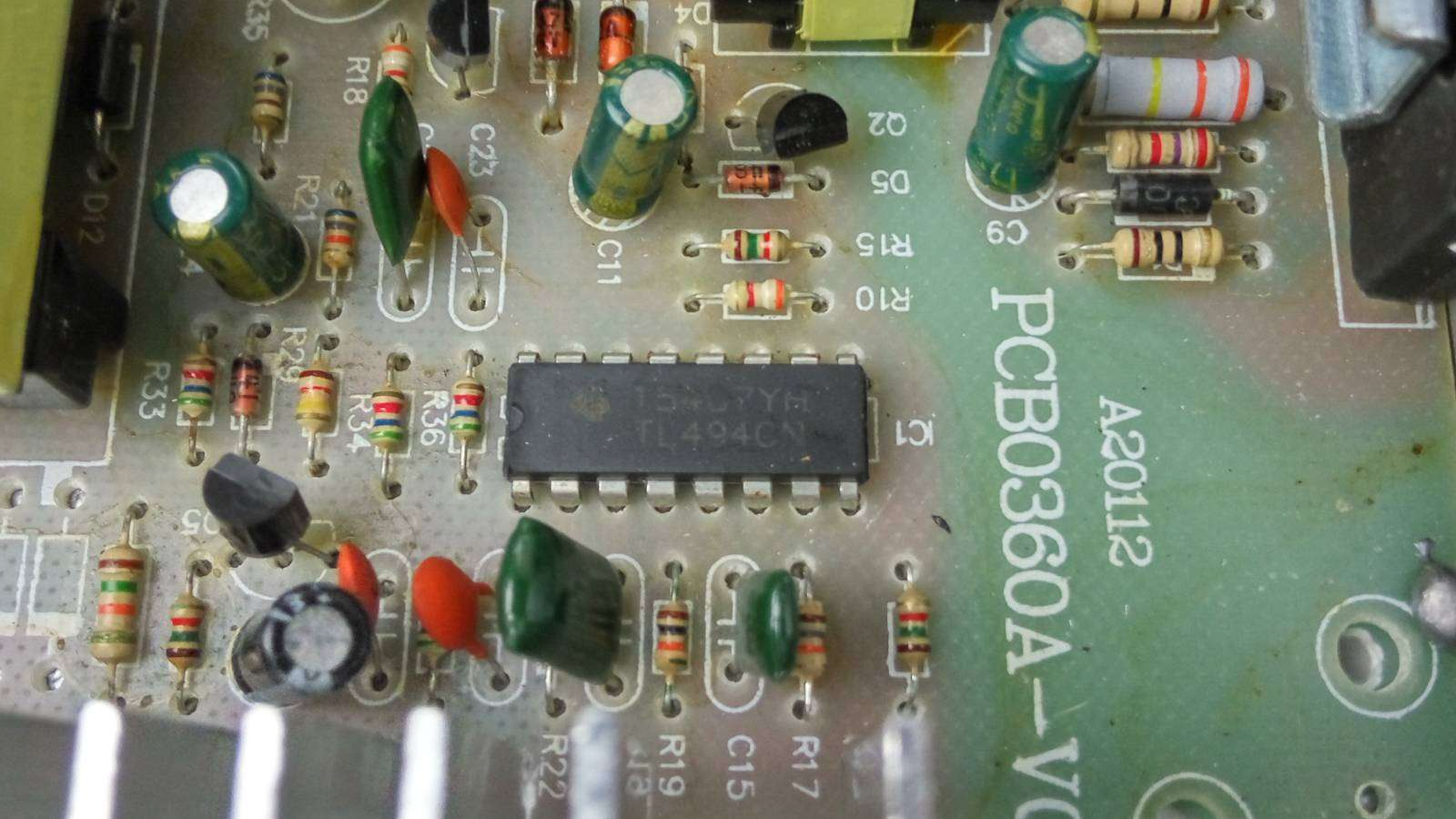 GearBest: Обзор блока питания Zhuolan 200 Вт, 24 В