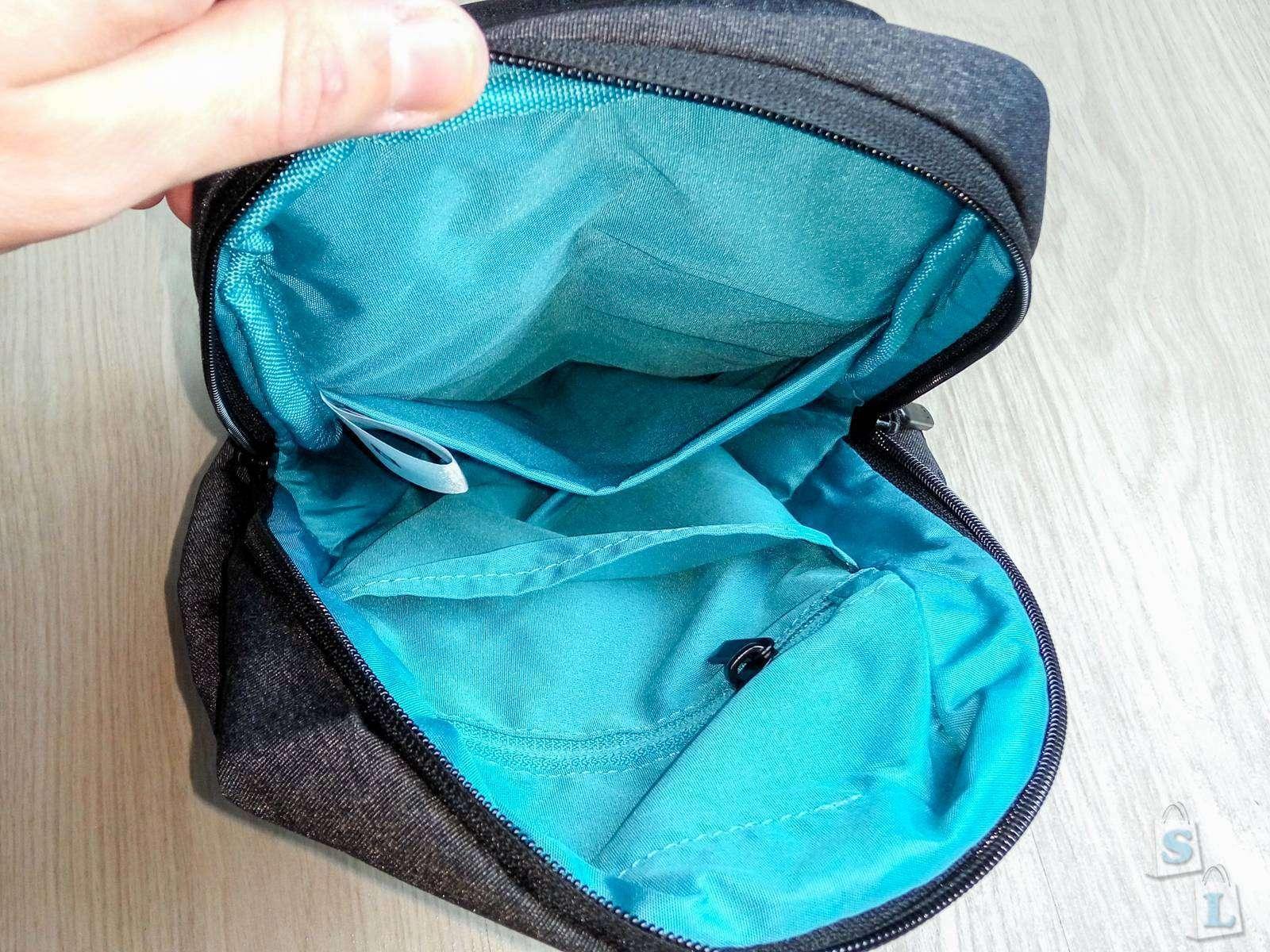 GearBest: Небольшой городской рюкзак Xiaomi Sling Bag