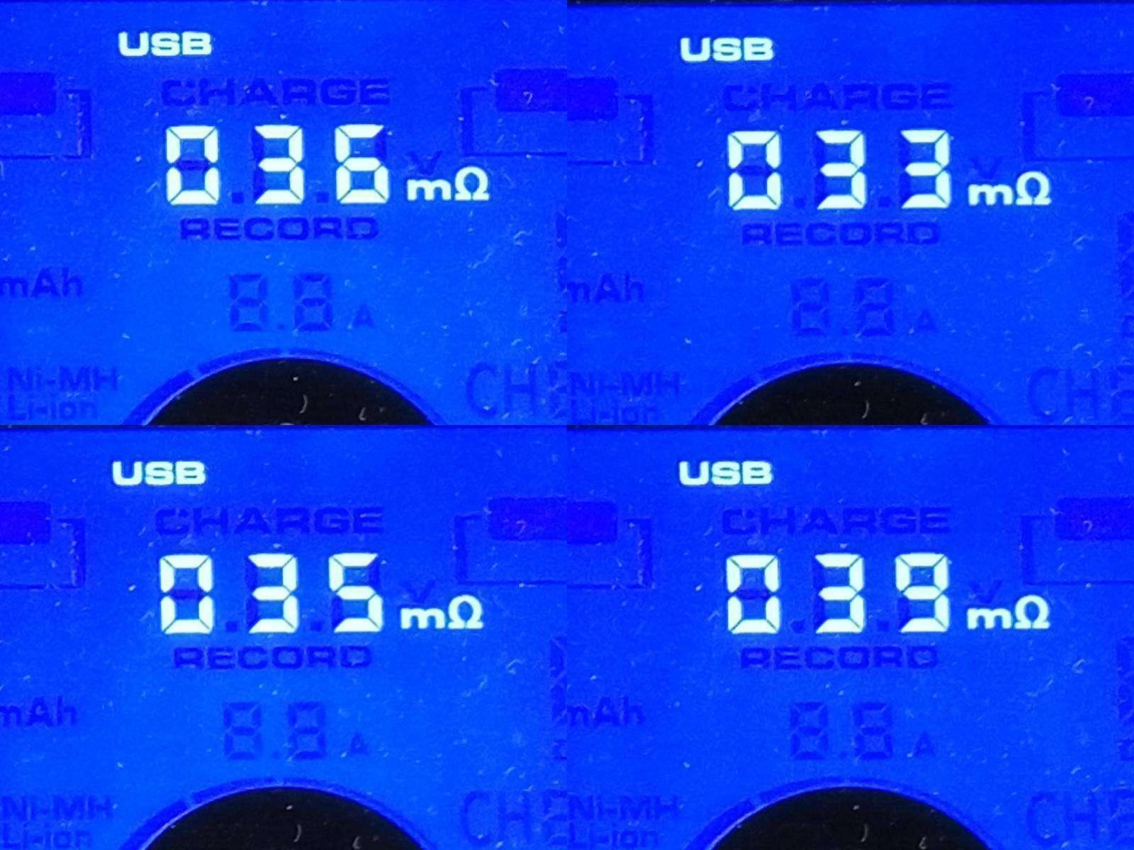 GearBest: NCR18650B - обзор и тестирование лучших аккумуляторов 18650,  3400 mAh, 6.5 A