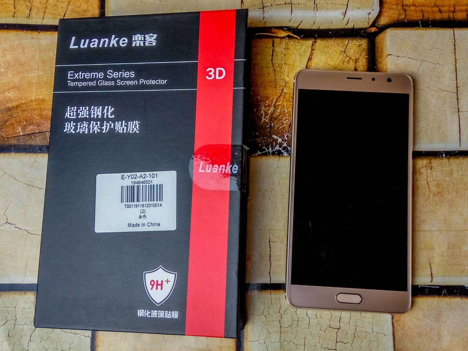 GearBest: Защитное стекло полного профиля для Xiaomi Redmi Pro