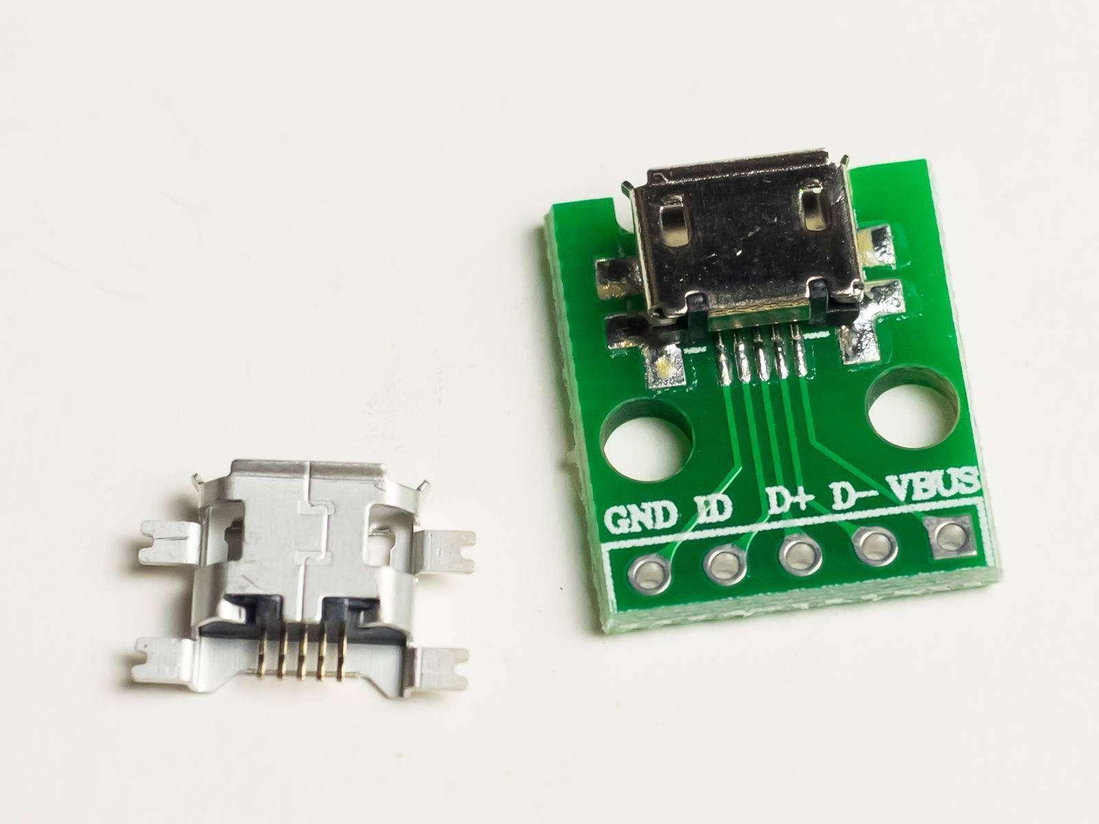 Aliexpress: Сравнение micro USB для DIY работ