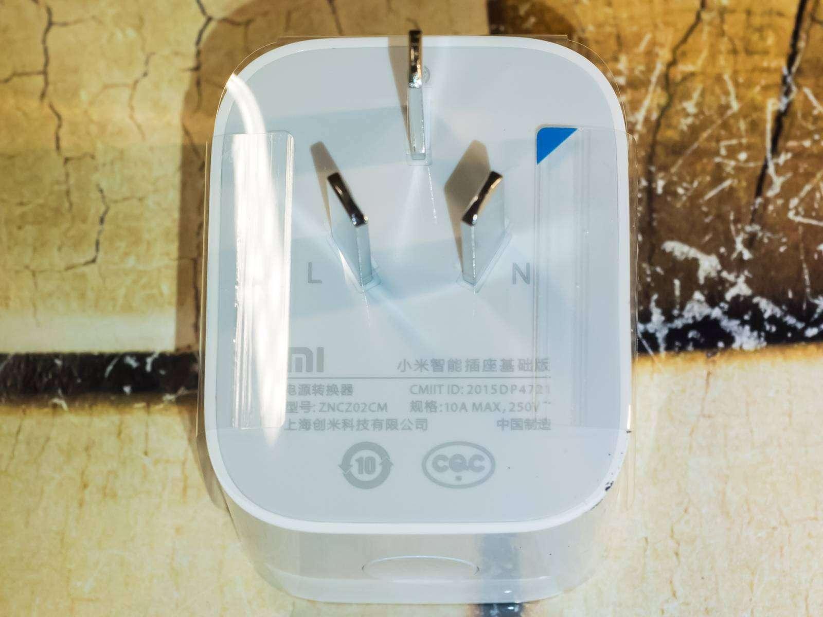 GearBest: Умная розетка Xiaomi Mi Smart - Wi-fi версия