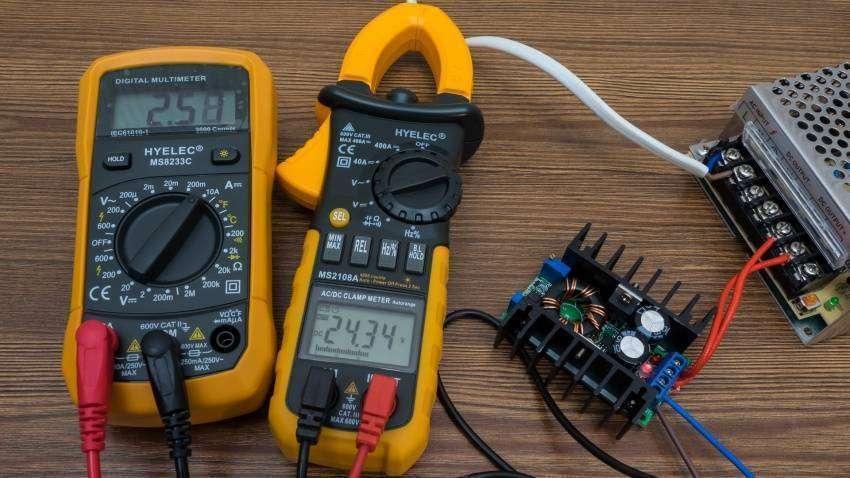 GearBest: Обзор DC-DC повышающего конвертера с регулировкой тока и напряжения