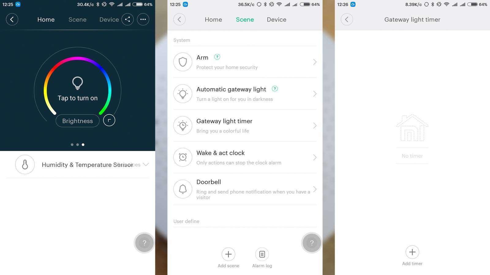 GearBest: Как настраивать xiaomi smart home - сценарии, часть 1
