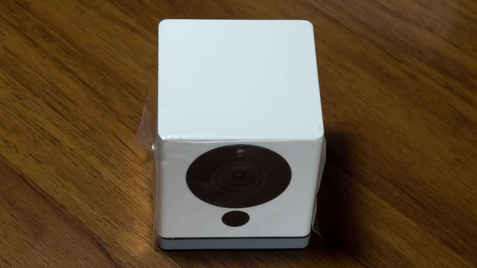 GearBest: Xiaomi Little Square Smart 1080P WiFi IP Camera - обзор, настройка, сценарии