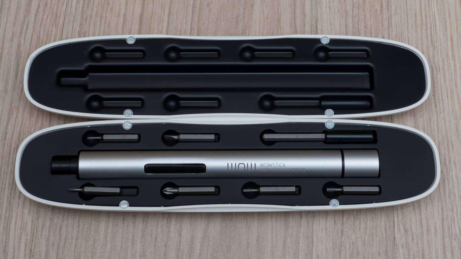 GearBest: Электро отвертка для мелких работ Xiaomi WOWSTICK 1fs