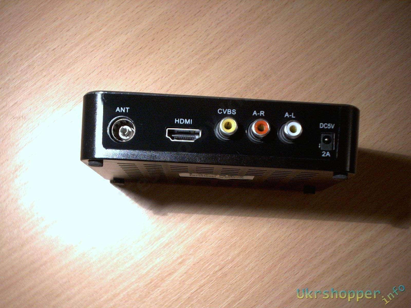 GearBest: Неплохой DVB-T2 тюнер по нормальной цене.