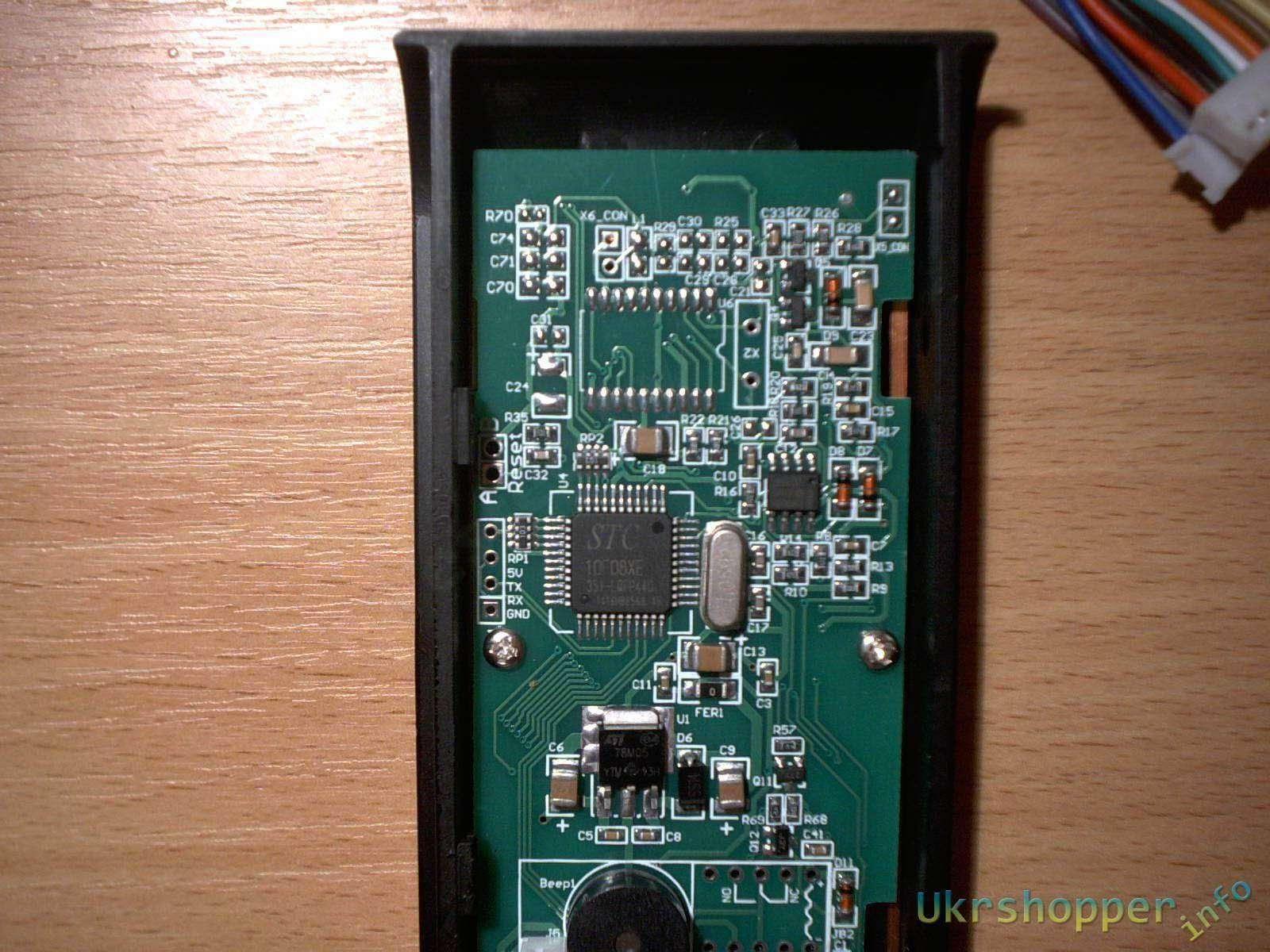 EachBuyer: RFID 125 КГц считыватель или DIY, когда его совсем не ждешь :)