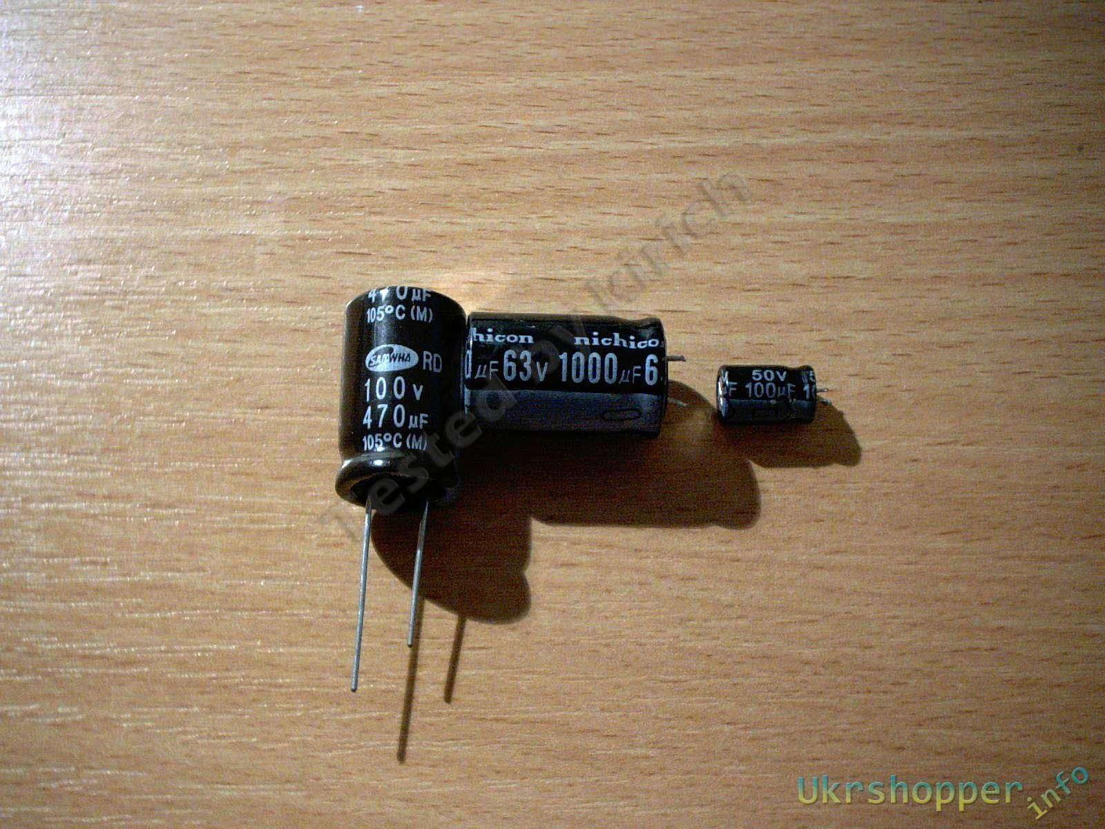 Aliexpress: Неплохой модуль DC-DC ZXY6005S или лабораторный блок питания своими руками.