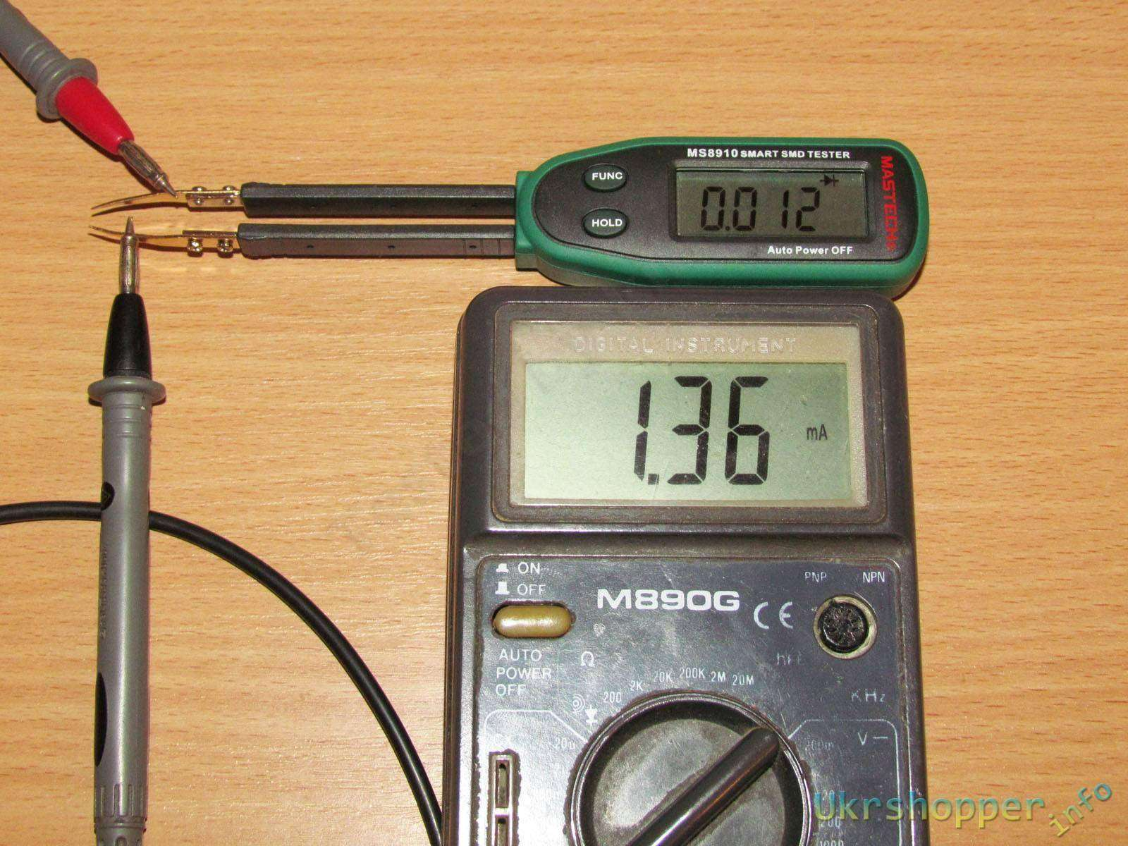 EachBuyer: Mastech MS8910, когда хочется чего то в добавок к обычному мультиметру.