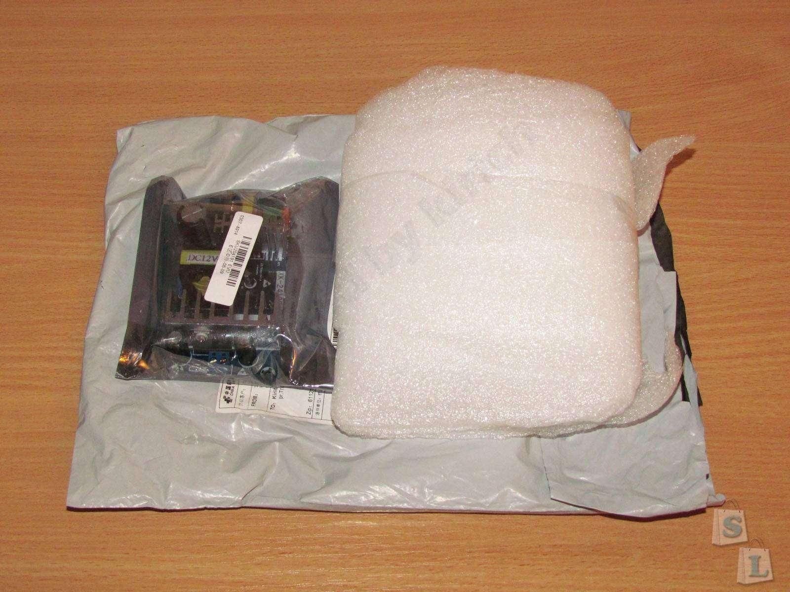 Banggood: 12 Вольт 6-8 Ампер блок питания, который приятно удивил.