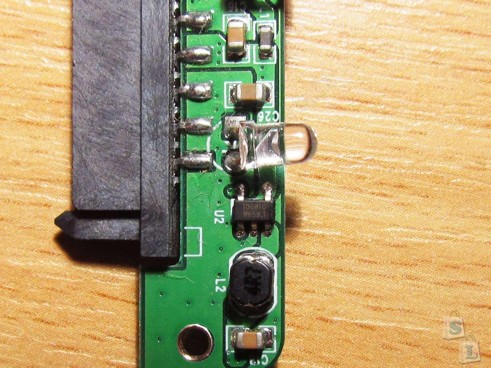 ChinaBuye: USB 3.0 - HDD или куда деть 2.5 дюйма жесткий диск.