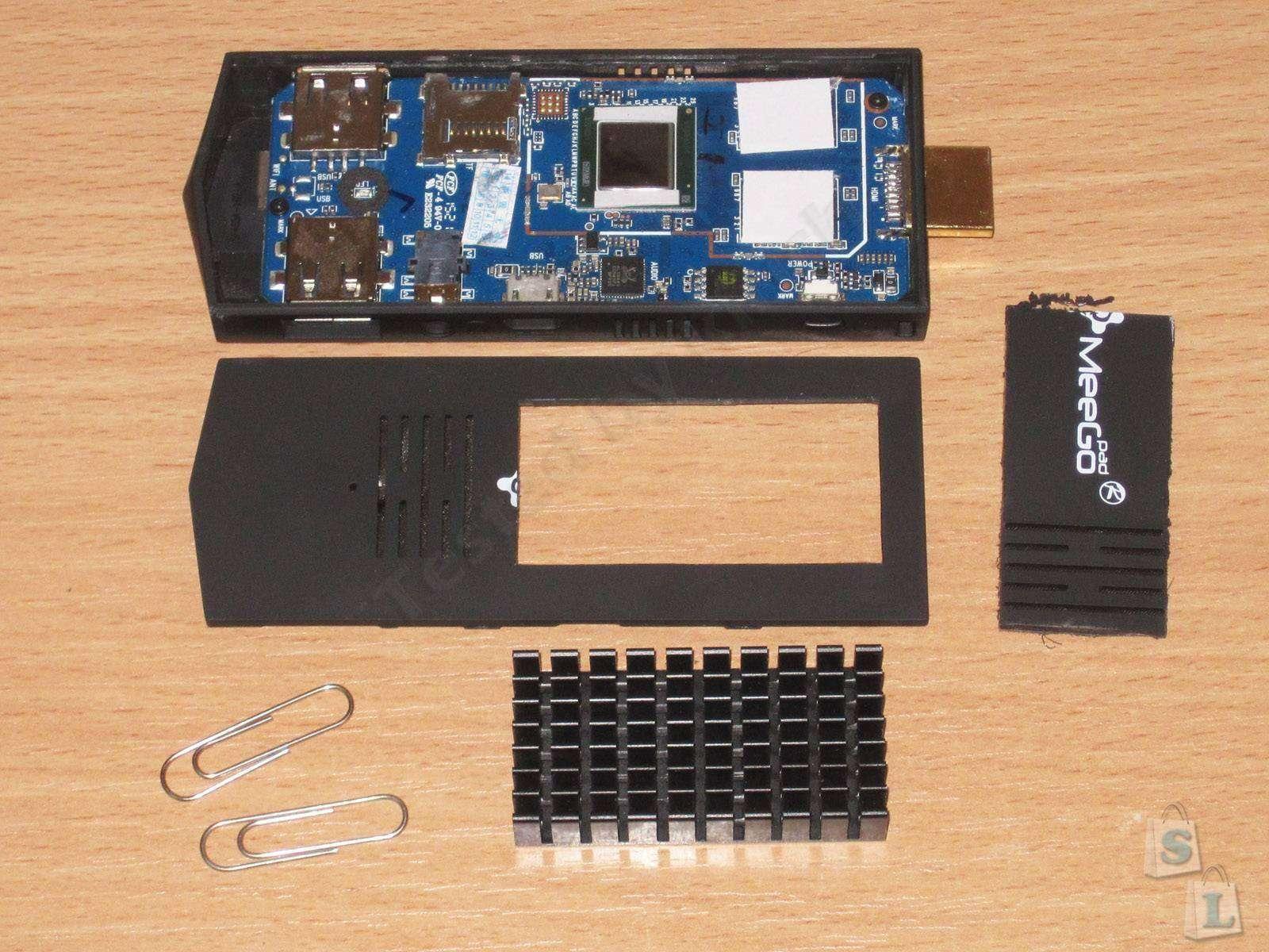 GearBest: MeeGoPad T02, почти самый маленький компьютер под управлением Windows 8.1