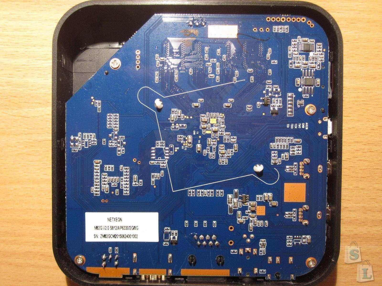 GearBest: MXIII-G, 4к + Gigabit ethernet ТВ бокс, который не пришлось дорабатывать